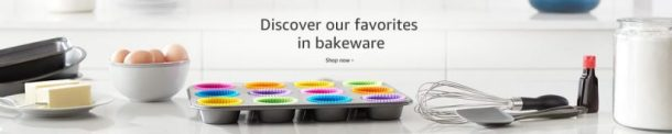 Bakeware in Amazon Basics #affiliate