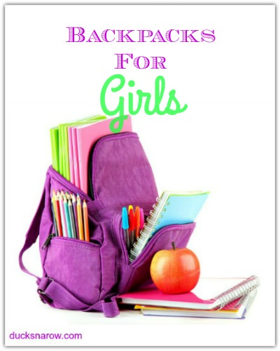 Stylish backpacks for school and more! #affiliate