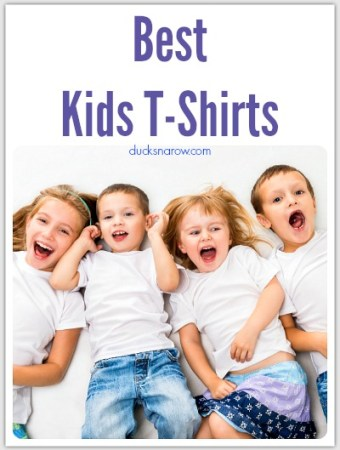 Great t-shirts for kids #tips
