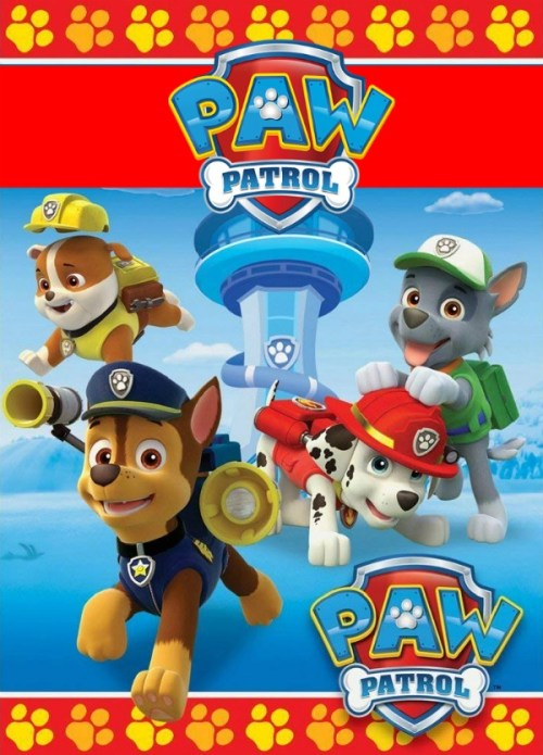 Paw Patrol loving kids will just love bringing these school supplies with them to school #affiliate