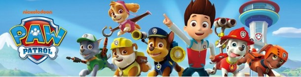 Paw Patrol toys - clothes - school supplies - videos and more!