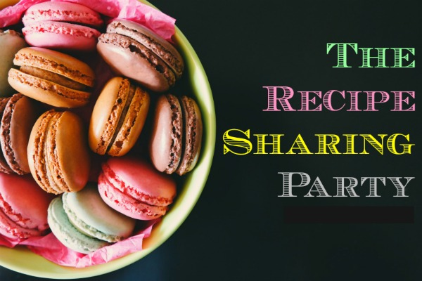 Come to the Recipe Sharing Party!