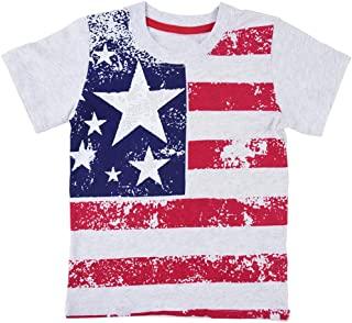 American Flag shirt for little kids