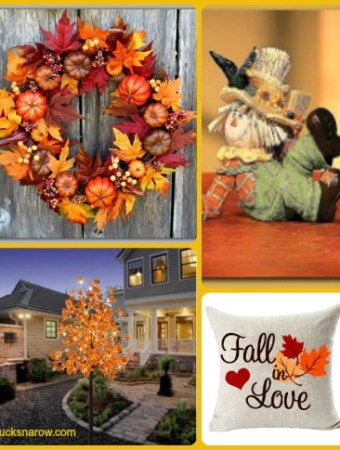 Decorate your home for fall #tips