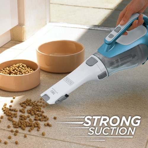 Best cordless hand vac by Black & Decker! #affiliate