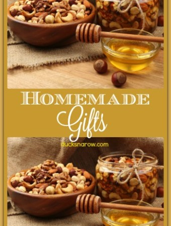 Homemade Gifts #giftideas