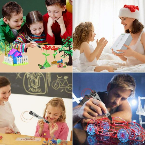 3-D pen that your creative kids will LOVE #ad