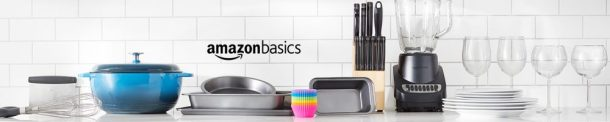 Kitchen and housewares vis Amazon Basics #affilliate
