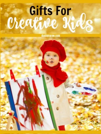 Best gifts for creative kids