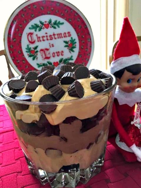 Peanut Butter and Chocolate Dessert