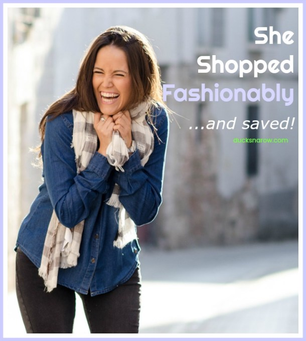 How smart moms can enjoy shopping and save too #tips