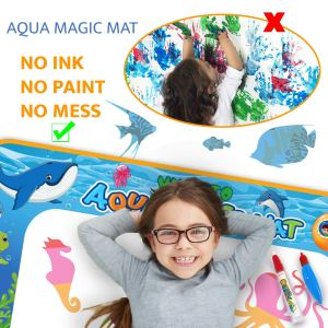 Aqua magic play mat for kids #ad