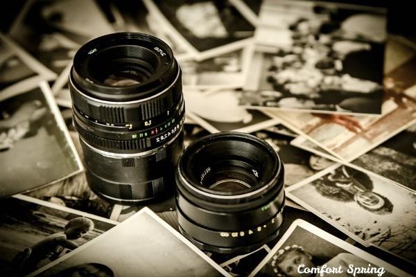 Digitizing old photos