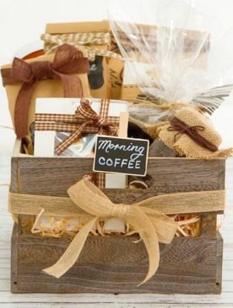 Coffee Gift Box #coffee #gifts