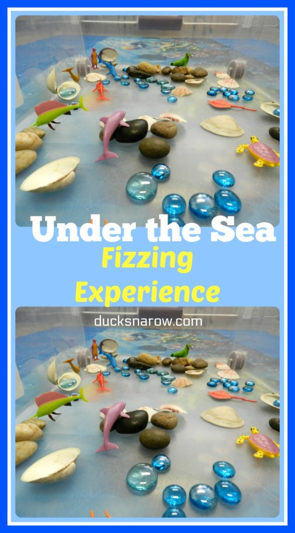 Under the sea lesson for #preschool - so much fun!