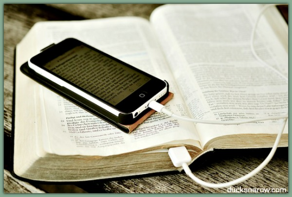 Bible online or in your hand? #tips #faith