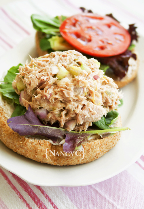 Dill pickle tuna salad recipe