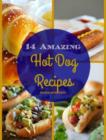 14 delicious hot dog recipes from simple to amazing!