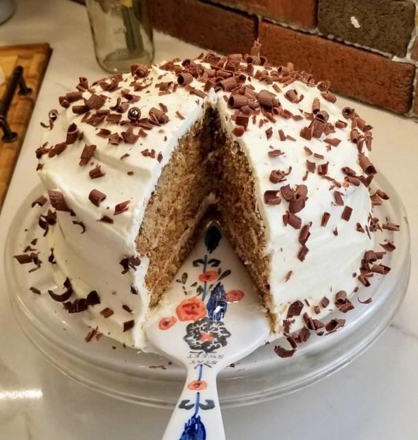 Tiramisu Cake from Hammers & Hugs blog