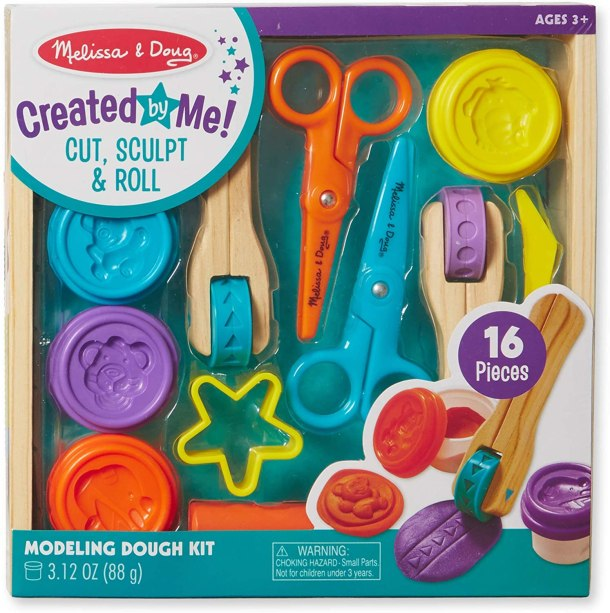 Melissa and Dough Play Dough Tool Kit #ad