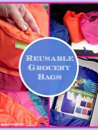 Switching to reusable grocery bags for the first time #tips