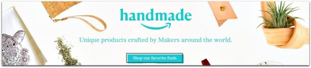 Handmade treasures on Amazon #Ad
