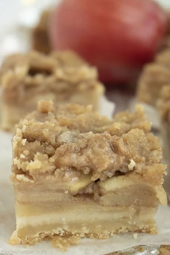 Apple Crisp Recipe from Cincy Shopper