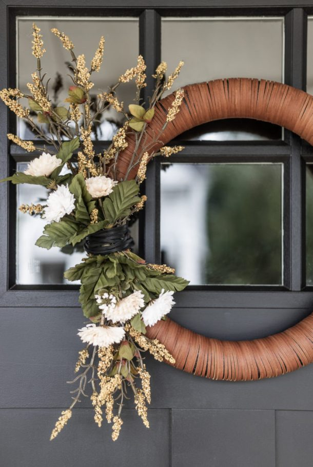 Fall Wreath by Cherished Bliss