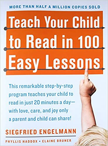 Teach Your Child To Read in 100 Easy Lessons #ad