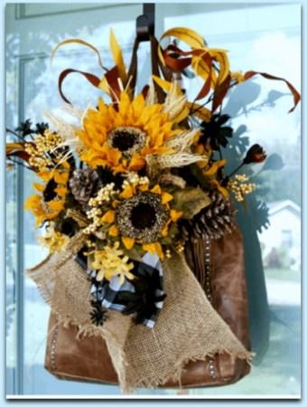 Diy Purse Wreath