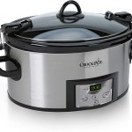 Crockpot slow cooker - Amazon's choice #ad