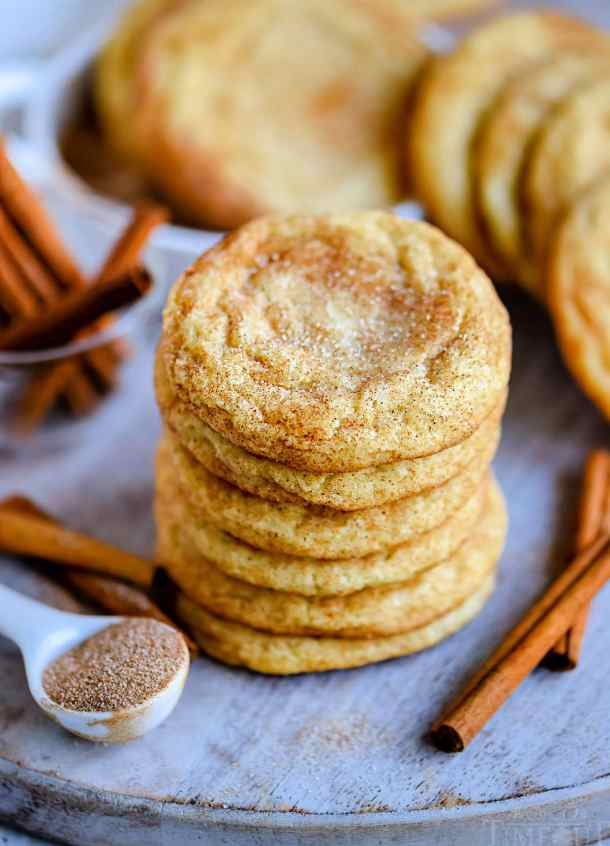 Snickerdoodle recipes