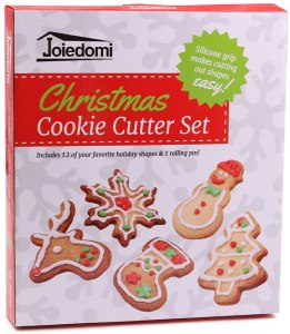 Christmas cookie cutter set #ad