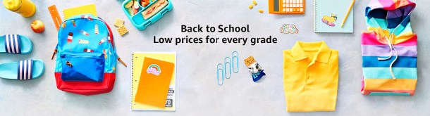 Back to school for all ages