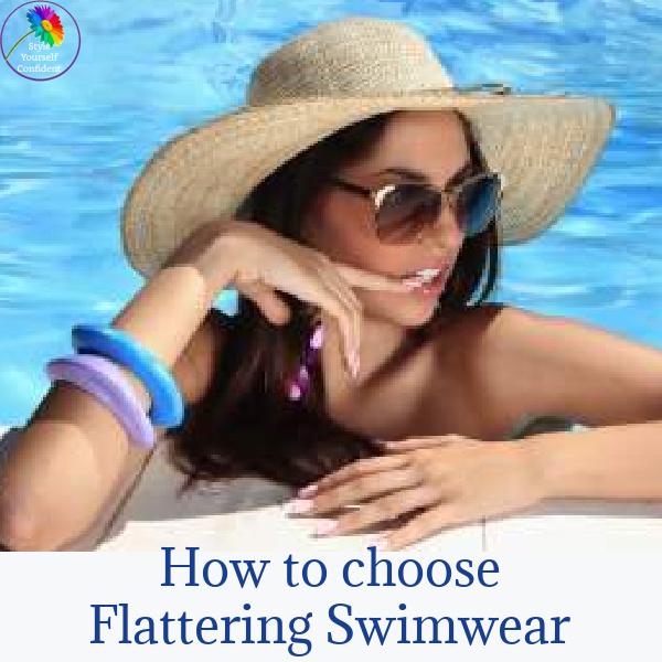 How to choose flattering swimwear