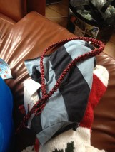 gun sling and rugby ball bag