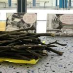 Ausstellungsaufbau Eberswalde