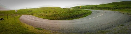 The Bend on Point Reyes