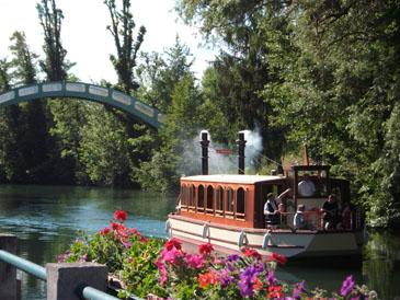 Photo 316-Chanaz sur canal