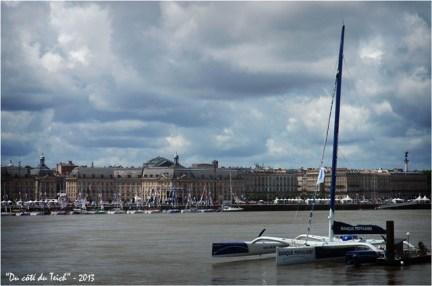 BLOG-DSC_2082-trimaran Banque Populaire et bateaux Solitaire du Figaro Bordeaux fête le fleuve 2013