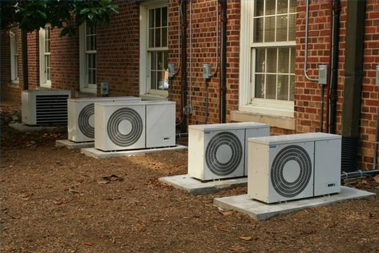 ductless air replacement