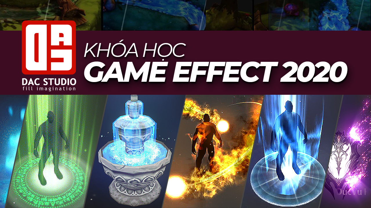 Game Effect Course 2020
