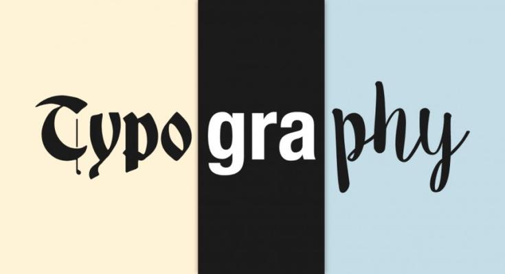 hướng dẫn thiết kế chữ