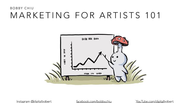 Marketing for artist_1