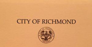 City of Richmond Indiana Seal