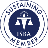 Indiana State Bar Association Sustaining Member Logo