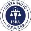 Indiana State Bar Association Sustaining Member Logo