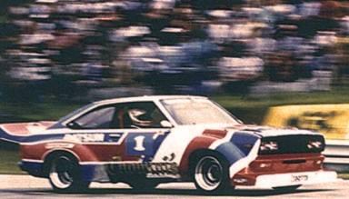 1980 and a Super Saloon Datsun.