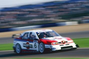 Nannini at speed back in Silverstone © www.jakobebrey.com