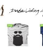 Cool T shirts | Custom Designs | Dude Living Approved